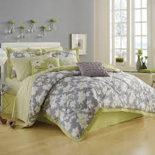 love the color scheme dark grey walls light gray and lime green