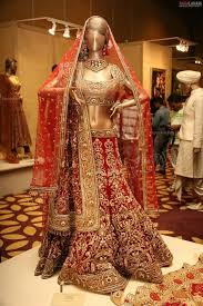 what is the best wedding reception costume for indian bride and