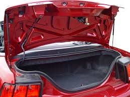 mustang convertible trunk 2003 ford mustang reviews and rating motor trend