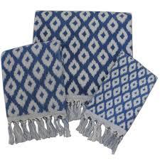 dena designs jacquard fingertip towel reviews wayfair