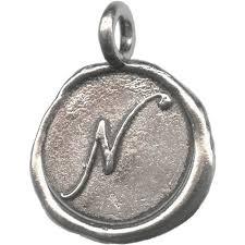 Monogram Charms Wax Seal Monogram Charms Jewelry Supplies Rings U0026 Things