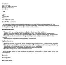what should i say in a cover letter resume template what should