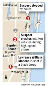 lexus in palm beach police identify victim alleged shooter in incident near boynton
