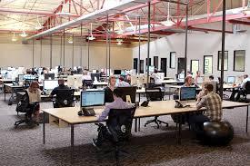 open plan office layout definition making an open plan office productive desktime insights