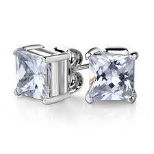 earrings for boys square diamond cut earrings for boys buy earrings for boys