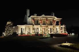 and green lights outdoor cheminee website