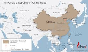 where is the republic on the world map republic of china map map of china in the world map