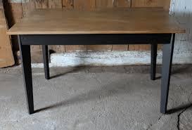 vernis table cuisine chopine table bistrot ées 60 s 70 s rénovée à la pieds
