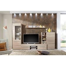 Wohnzimmerschrank Ohne Tv Wohnwand Wohnzimmerschrank Schrankwand Tv Element Anbauwand Cannes