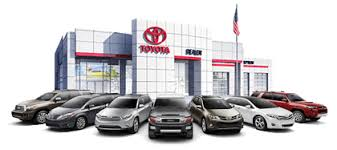 toyota car showroom your toyota dealer in grand rapids new used cars for sale