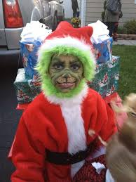 Cool Halloween Costumes Kids 25 Grinch Costumes Ideas Plays