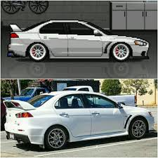 evo 10 evo x 101 u0027s mitsubishi lancer evolution x 10 irl car builds in pcr 5