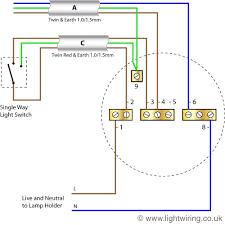 electrical fair single switch light wiring diagram brilliant