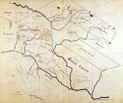 Map Of Western New York by 1797 Map Of Western Mohawk Valley Patents