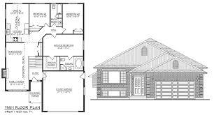 raised bungalow house plans raised bungalow house plans homes floor plans