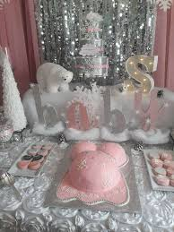baby shower party ideas a snowflake is on the way baby shower party ideas baby bump