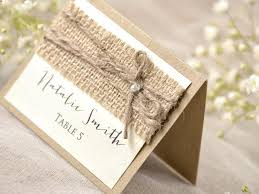 place cards for wedding tented place cards rustic place cards 20 lace place cards grey