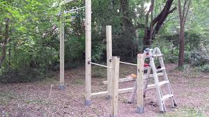 my backyard gym project bodyweight strength training nerd