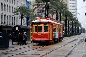 New Orleans Street Car Map by Streetcars In New Orleans Wikiwand