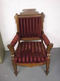 Antique Wood Chair Antique Chair Ebay