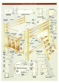 Bunk Bed Plans With Stairs Free Bunk Bed Plans 2 4 Beautiful Stairs And Top Best Beds With