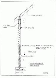concrete block building plans icf house cost simple cinder block plans how to build flat