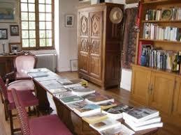bureau d ecrivain maison jules roy