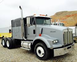 kw truck equipment w900 short sleeper dogface heavy equipment sales