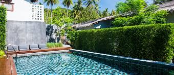 baan talay pool villa private pool villa chaweng noi koh samui