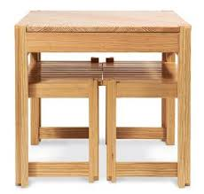 Pine Kitchen Table And Bench Project For Small Spaces  Rockler Howto - Small pine kitchen table