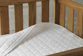 organic cotton crib mattress pad by coyuchi