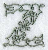 celtic knotwork letter t 5 inch letters for my family tiffany