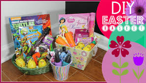 Homemade Easter Baskets by Easter Basket Ideas Youtube