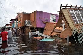 hurricane maria slams into puerto rico wsj