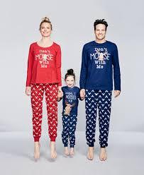 family pajamas moose d up pajama sets created for macy s