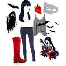 Marceline Halloween Costume Marceline Adventure Style Marceline