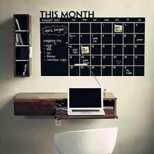 60x92 месяц календарный план классная доска виниловые наклейки для