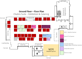Exhibition Floor Plan Aelp National Conference 2017