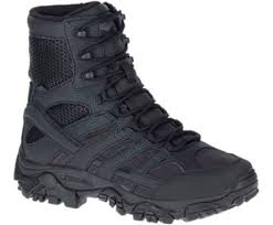 merrell womens boots size 12 moab 2 8 tactical waterproof boot black merrell