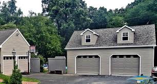 2 Car Garages by Dormer Roof Garages Garage Dormer Horizon Structures