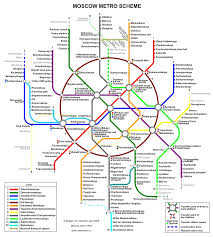 Php Map Moscow Metro Map Moscow Polical Map Moscow Map