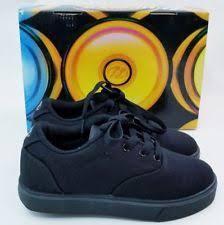 heelys megawatt light up wheels canvas heelys shoes for boys with laces ebay
