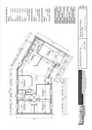 plan de maison en v plain pied 4 chambres attractive plan maison de plain pied 4 chambres 2 maison design