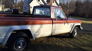 jeep gladiator 1975 1974 jeep j10 by all american muscle sold youtube