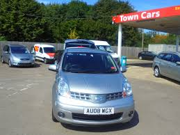 used 2008 nissan note tekna for sale in gloucester gloucestershire