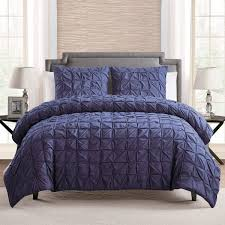Home Classics Reversible Down Alternative Comforter Bedroom Twin Blue Quilt Set Navy Solid Comforter Nice White King