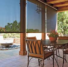 Exterior Shades For Patio Motorized Exterior Shades Grand Valley Window Coverings