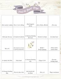 Bridal Shower Ideas by 6 Bridal Shower Game Ideas Free Printables Temple Square