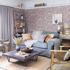 Rustic Chic Living Room by Weekend Project Layer On A Little Rustic Chic Ideal Home