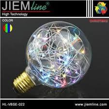 lámpara led e27 multicolor rgby 1 4w